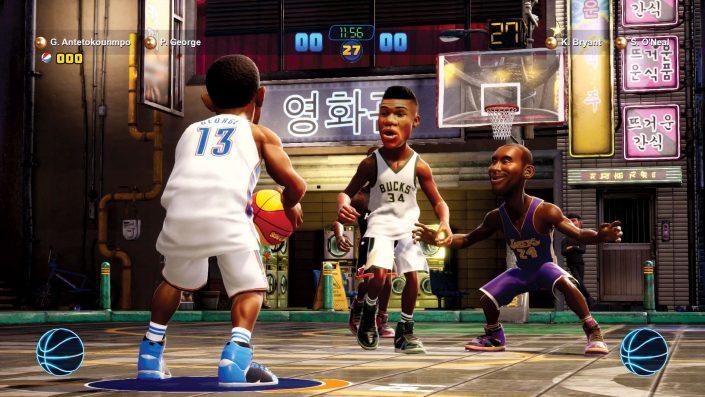 NBA 2K Playgrounds 2: PS4-Version für 3,59 Euro bei Amazon im Angebot