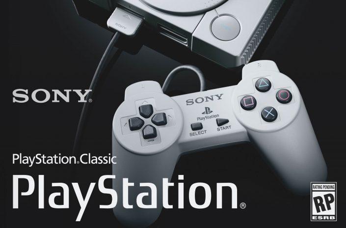 PlayStation Classic: Es befinden sich anscheinend 36 ungenutzte Spiele auf der Mini-Konsole