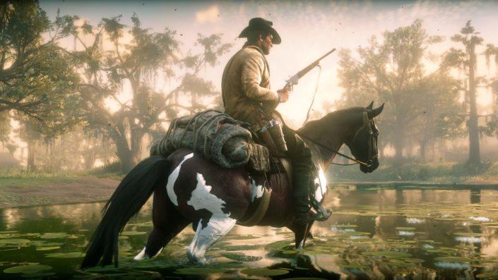 Red Dead Redemption 2: Pinkerton verklagt Take-Two wegen Namensnutzung