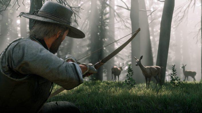 Red Dead Online: Großes Update ist erschienen – Trailer & Details