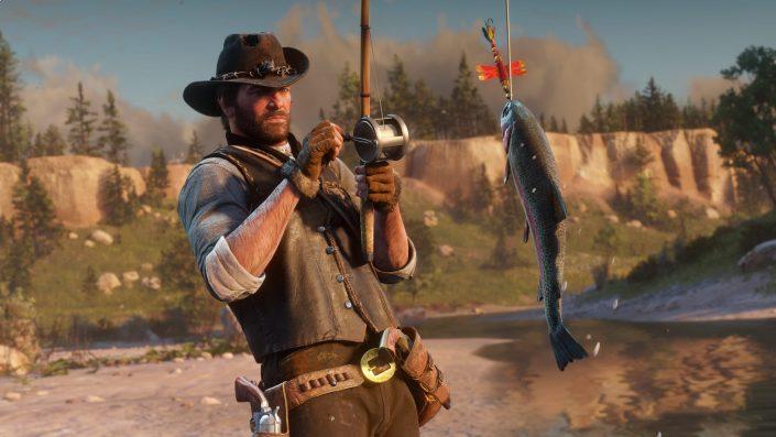 Red Dead Redemption 2: Bankraub, Zugüberfall und mehr – Rockstar zeigt den zweiten Gameplay-Trailer