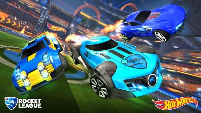 Rocket League: Psyonix gibt Statement zum PS4-Crossplay-Support