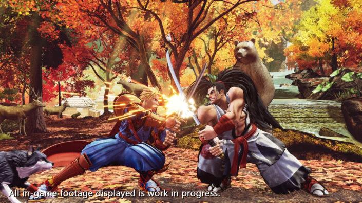 Samurai Shodown: Intro-Video, Launch-Trailer und ersten DLC-Season enthüllt
