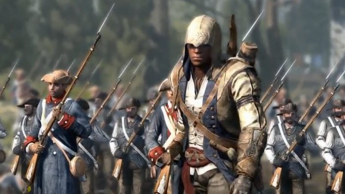 Assassin's Creed 3 Remastered: Trailer und Termin zur Neuauflage