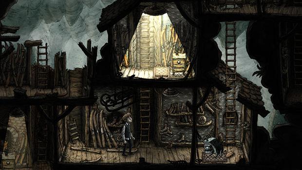 Creaks: Neues Puzzle-Adventure der Machinarium-Macher veröffentlicht