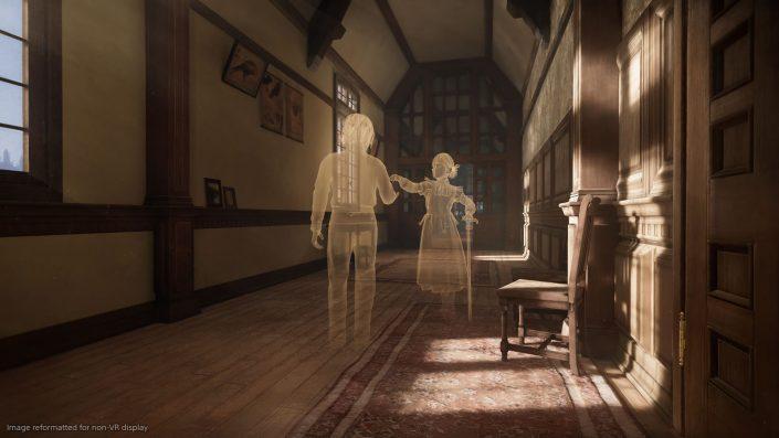 Déraciné: FromSoftwares VR-Abenteuer im Launch-Trailer