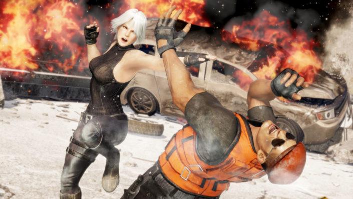 Dead or Alive 6: Neues Update und Piraten-DLC veröffentlicht – Bilder und Video