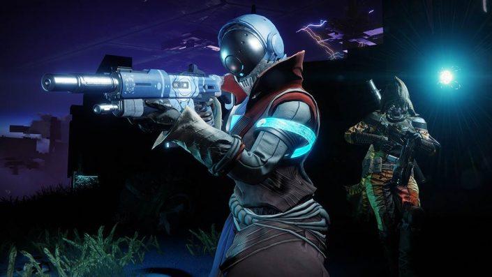 """Destiny 2: """"Geißel der Vergangenheit""""-Raid startet morgen – Trailer stimmt auf das Abenteuer ein"""
