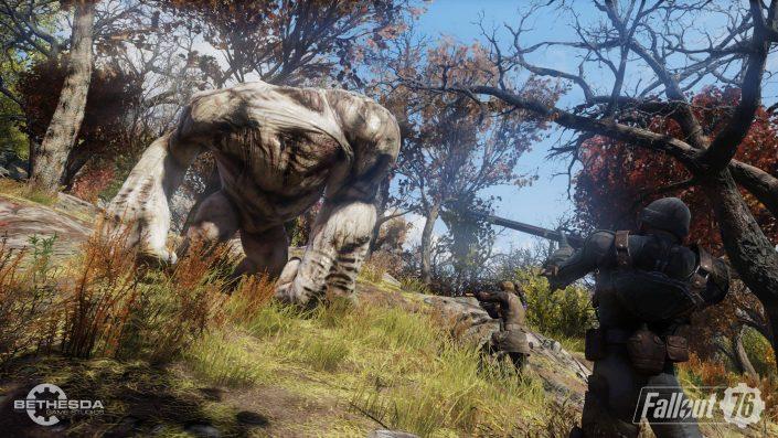Fallout 76 kostenlos beim Kauf einer PS4-Festplatte