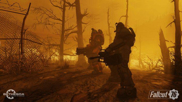 Fallout 76: Geheimer Entwickler-Raum offenbart weitere Inhalte