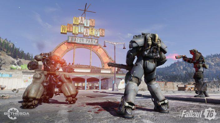 Fallout 76: So viel Echtgeld kosten die Gegenstände im Atomic-Shop
