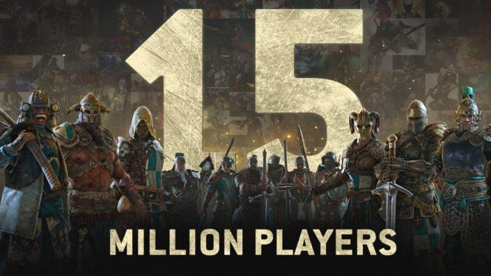 For Honor: Ubisoft meldet mehr als 15 Millionen Spieler