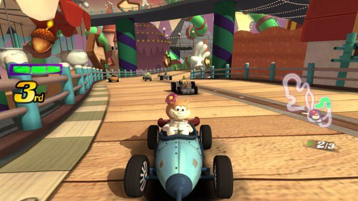 Nickelodeon Kart Racers: Entwicklung abgeschlossen und Release im Oktober gesichert