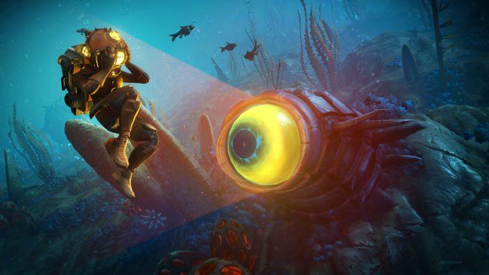 No Man's Sky: Update 3.12 behebt die HDR-Probleme auf der PS5