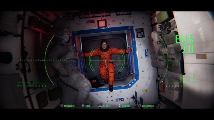Observation: Der Weltraum-Sci-Fi-Thriller zeigt sich im Launch-Trailer