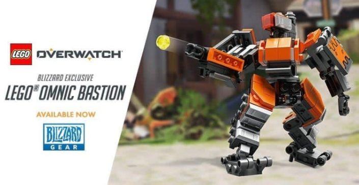 Overwatch: Omnic-Bastion 75987 – Erstes LEGO-Set angekündigt