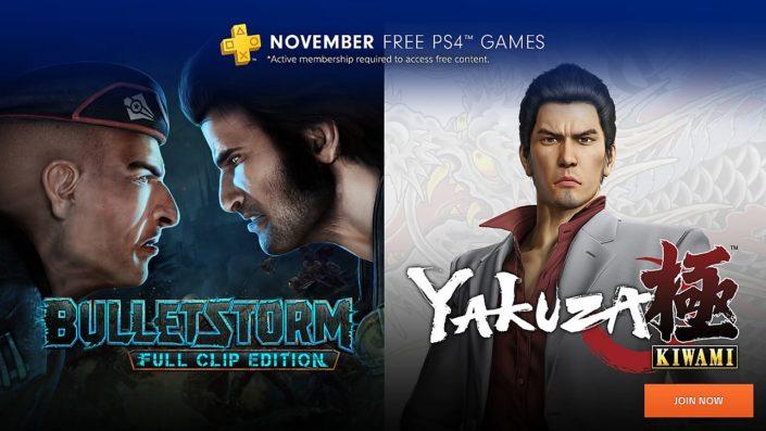 PlayStation Plus für November 2018: PS4-Titel auf offizieller Seite geleakt – Update