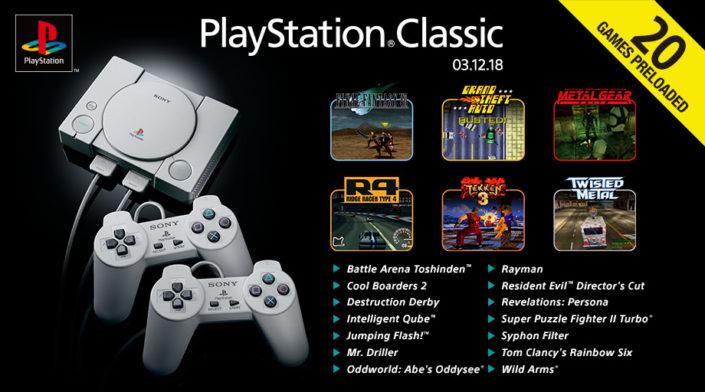 PlayStation Classic: So einfach kommt ihr in die Emulator-Einstellungen der Retro-Konsole