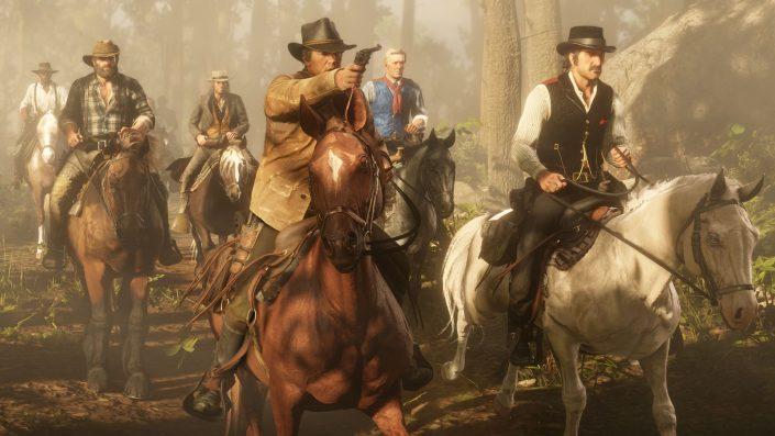Red Dead Redemption 2: Sprecher von Arthur & Dutch äußern sich zu entfernter Mission