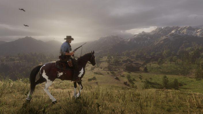 Red Dead Redemption 2: Neuestes Update führt langersehnte Funktion ein
