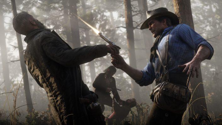 Red Dead Redemption 2: Auch in Deutschland erscheint die ungeschnittene Originalversion