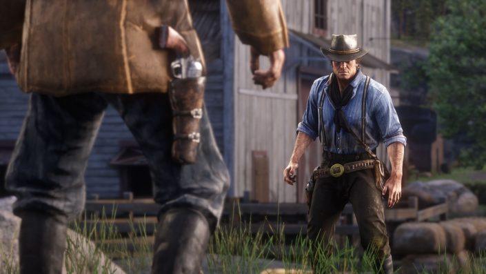UK-Charts: Red Dead Redemption 2 geht in Führung