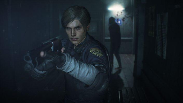 Resident Evil 2: Interessante und witzige Details aus der Demo – Zahlreiche Zombie-Reaktionen getestet