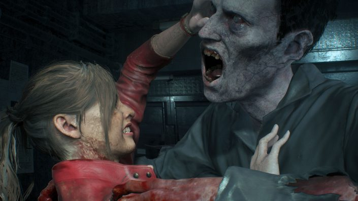 Resident Evil 2: One-Shot-Demo steht ab sofort im PlayStation Store bereit