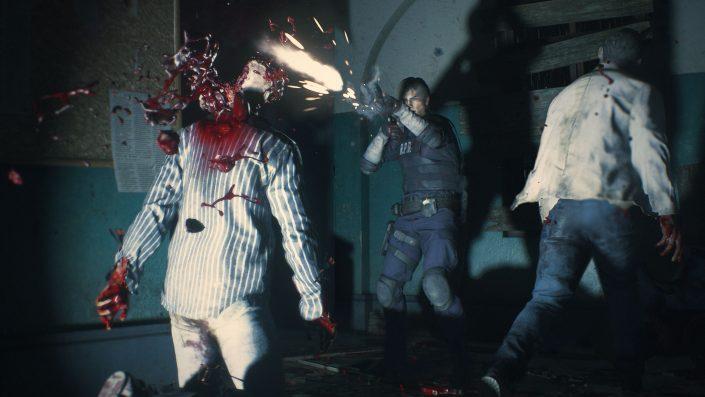 Resident Evil 2: Ein interaktiver Trailer gibt euch die Kontrolle