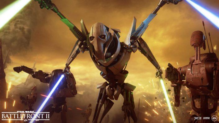 """Star Wars Battlefront 2: Finales Content-Update """"Battle on Scarif"""" erscheint morgen – Trailer & Details"""