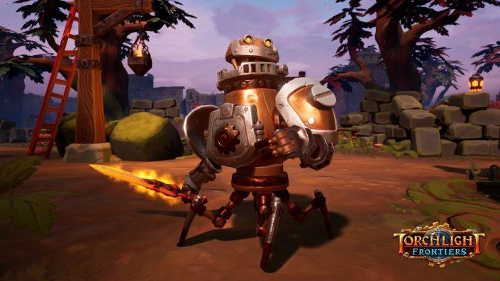 Torchlight Frontiers: Echtra Games spricht über die Release-Verzögerung