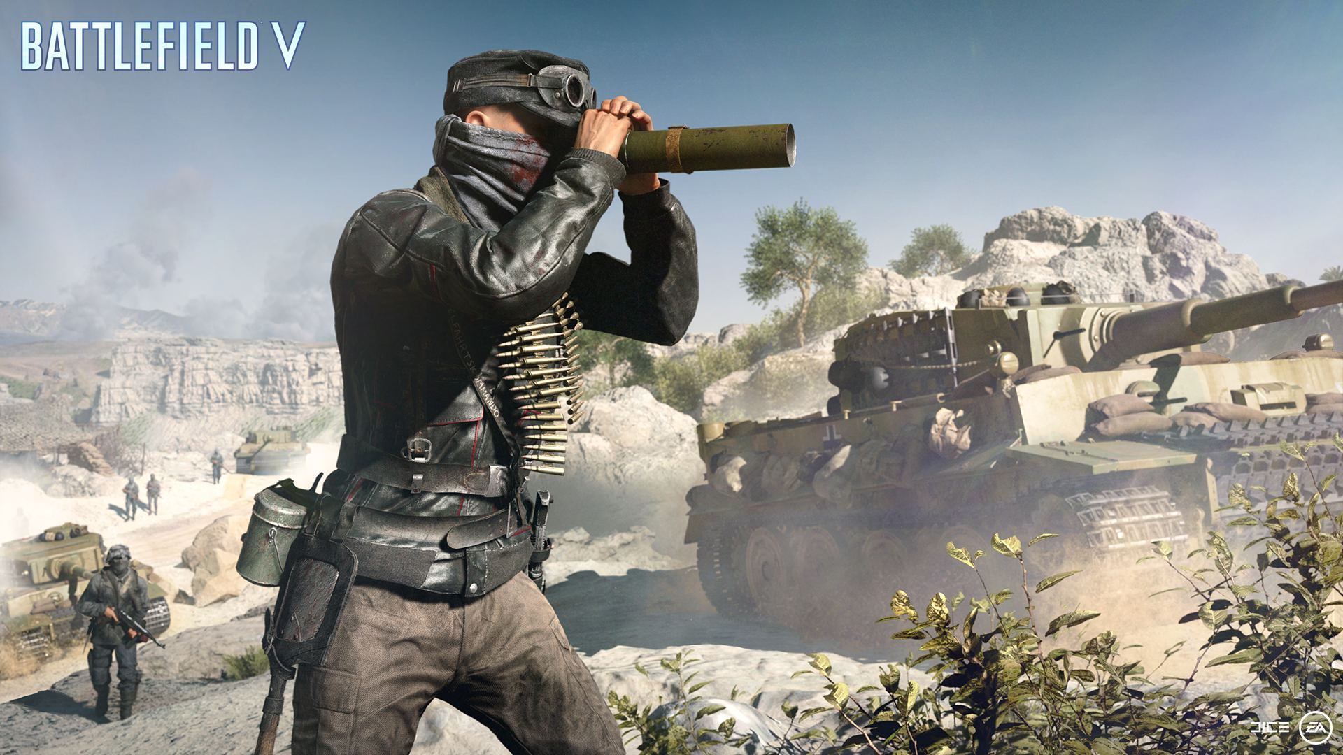 """Battlefield 5: Die Grosse Operation """"Schlacht von Hannut"""" bringt den Rush-Modus zurück"""