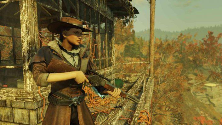 Fallout 76: Bei Spielen dieser Art kommt es nicht auf den Start an, meint Game-Director Todd Howard