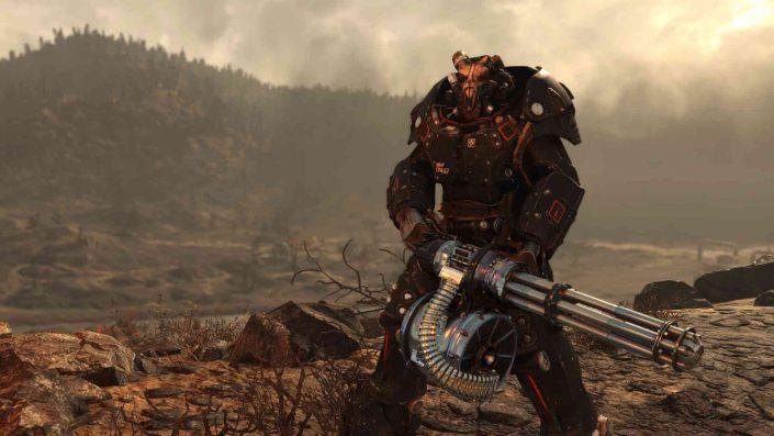 Fallout 76: Weitere Details zum in Kürze erscheinenden Update #9 enthüllt