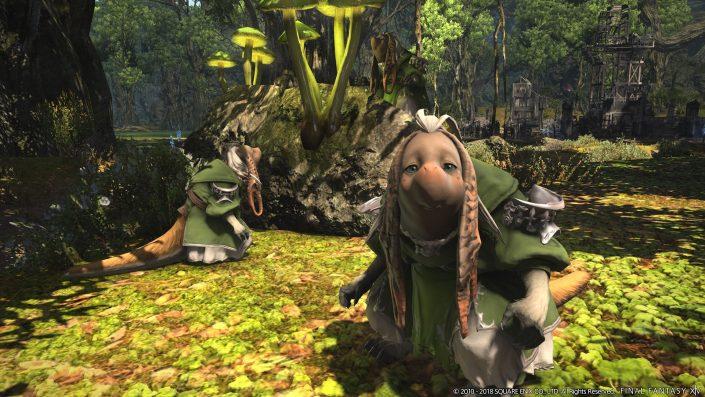 Final Fantasy XIV: Live-Action-Serie mit Chocobos und mehr angekündigt