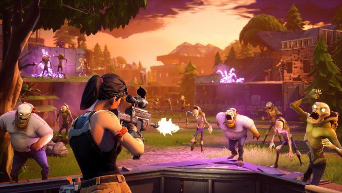 Fortnite: Epic Games enthüllt beeindruckende Spielerzahl