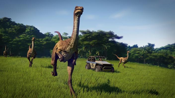 Jurassic World Evolution: Update 1.7 mit Foto-Modus und mehr veröffentlicht