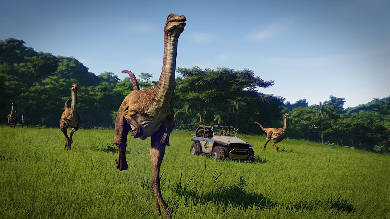 Jurassic World Evolution 1.5 a