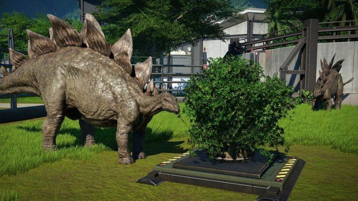 """Jurassic World Evolution: Neuer DLC """"Claires Zuflucht"""" veröffentlicht und im Trailer vorgestellt"""