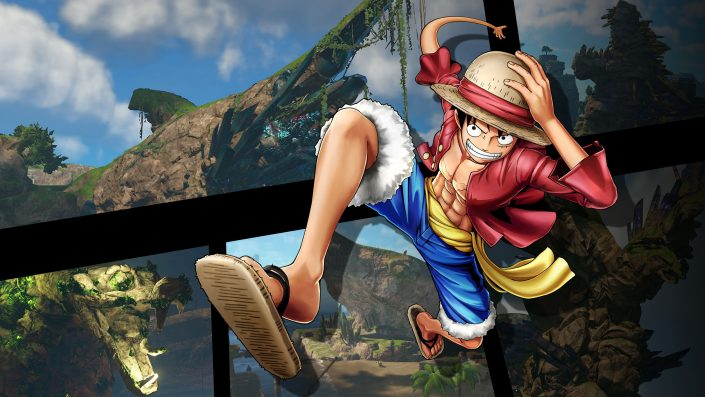 One Piece: World Seeker – Video zeigt 26 Minuten Open-World- und Boss-Battle-Gameplay