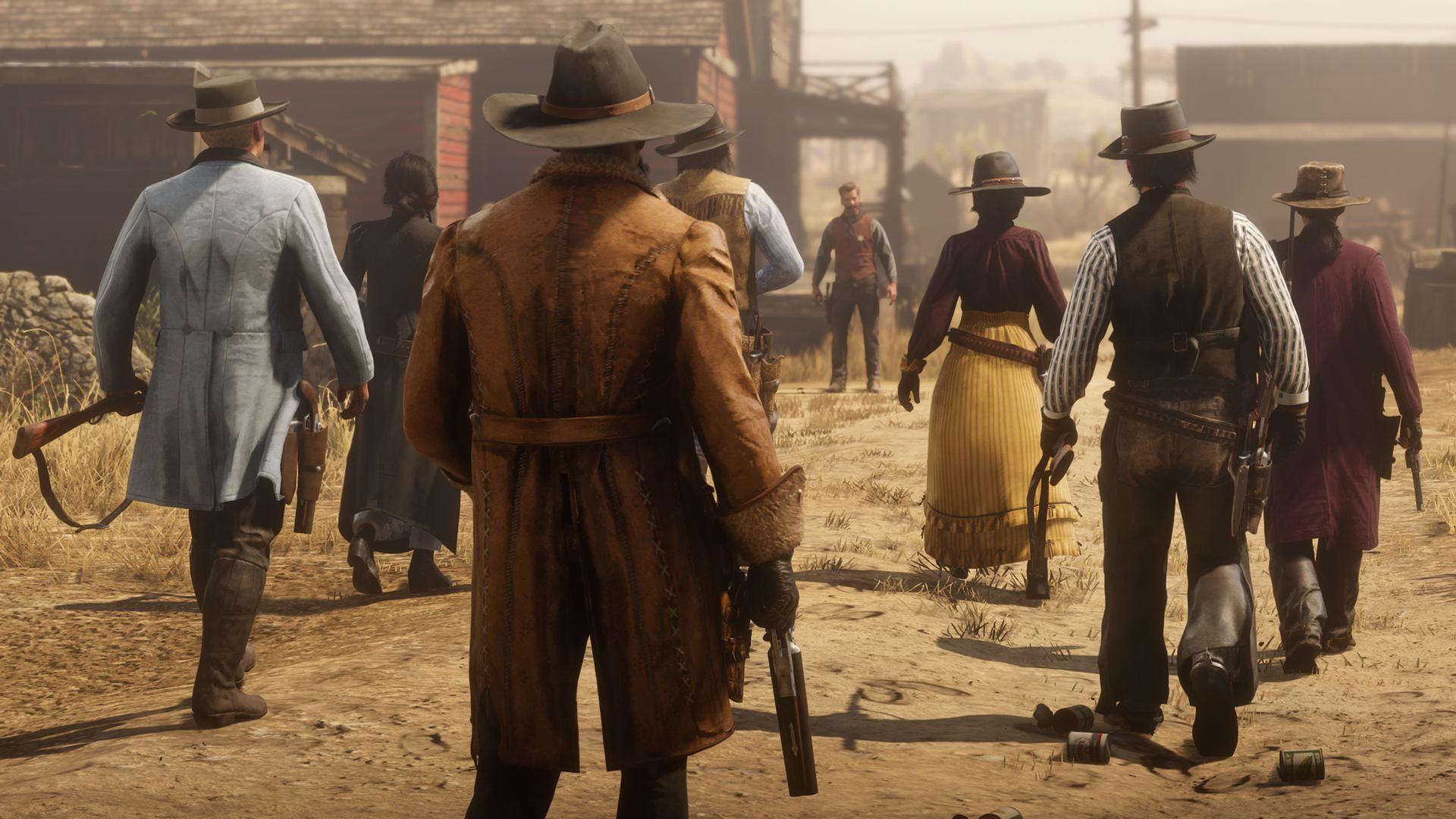 Red Dead Redemption 2 Online (5)