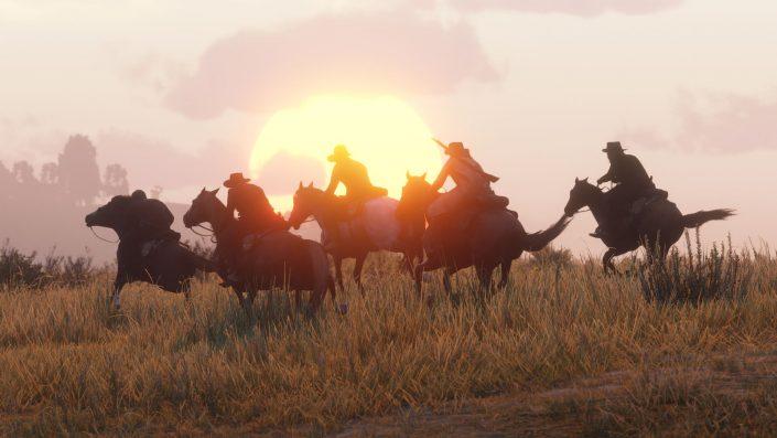 """Red Dead Online: Neues Update liefert den """"Gun Rush""""-Modus – Weitere Inhalte folgen in Kürze"""
