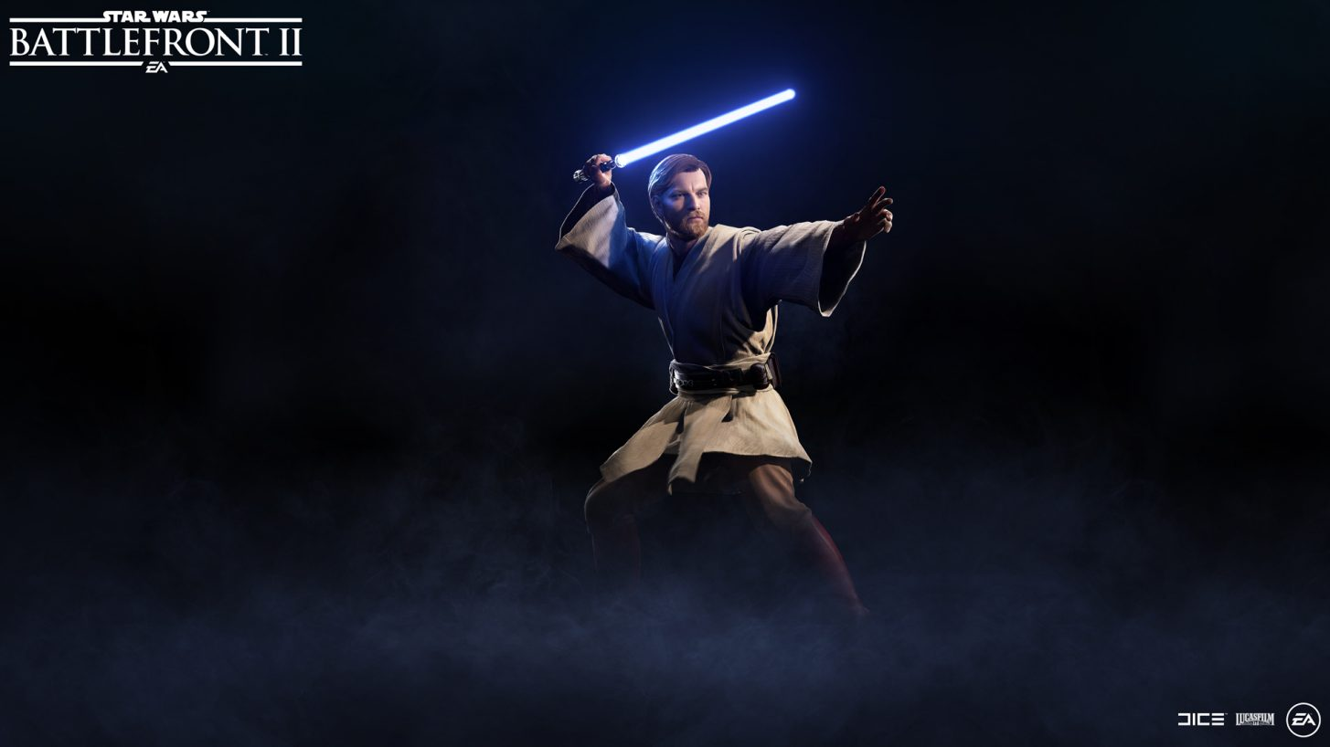 Star Wars Battlefront 2 – Obi-Wan Kenobi