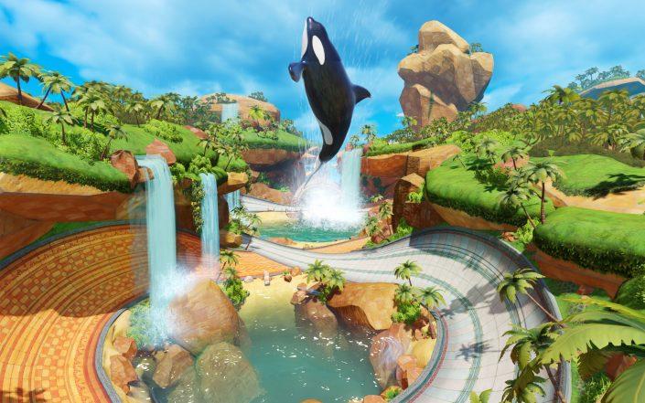 Team Sonic Racing: Whale Lagoon inkl. Hintergrundmusik vorgestellt