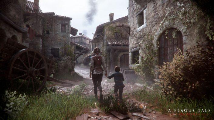 A Plague Tale Innocence: Gameplay-Übersichts-Trailer zeigt Crafting, Alchemie und mehr