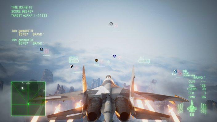 Ace Combat 7: Neue Absatzzahl zum 25. Jubiläum enthüllt