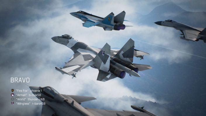 Ace Combat 7 Skies Unknown: Gratis-Update zum 25-jährigen Jubiläum bringt neue Inhalte