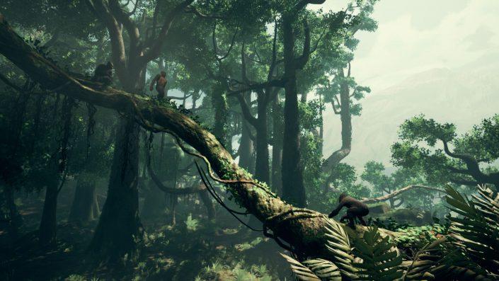 Ancestors – The Humankind Odyssey: Launch-Trailer zum neuen Titel des früheren Assassin's Creed-Erfinders