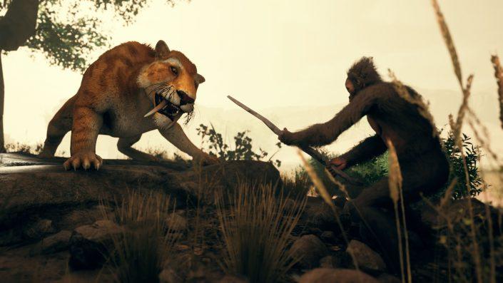 Ancestors: The Humankind Odyssey – Release für 2019 bestätigt – Trailer, Gameplay und Details
