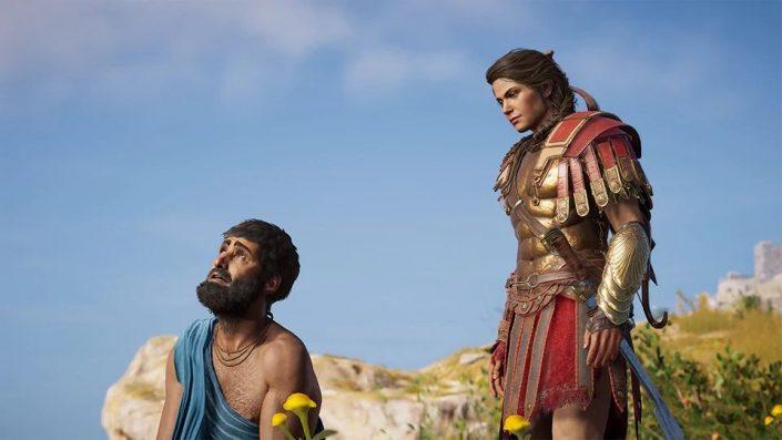 Assassin's Creed Odyssey: New Game Plus-Modus erscheint im Laufe der nächsten Woche
